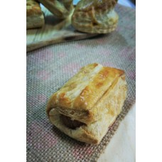 Chicken Sausage Puff